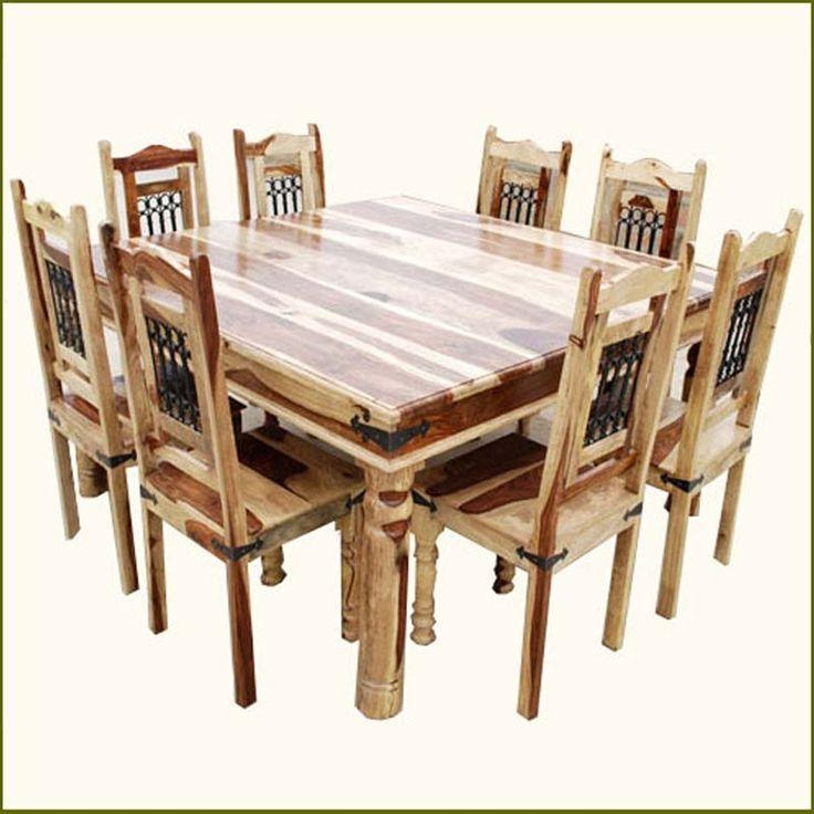 9 Best Dining Tables Images On Pinterest | Kitchen Tables, Farm With Recent Indian Dining Tables And Chairs (Photo 5 of 20)