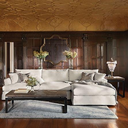 933 Best Arhaus Images On Pinterest | Living Room Furniture Pertaining To Arhaus Slipcovers (View 10 of 20)