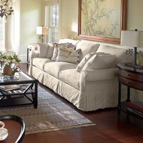99 Best Slipcover Couches Images On Pinterest | Living Spaces With Arhaus Slipcovers (Image 6 of 20)