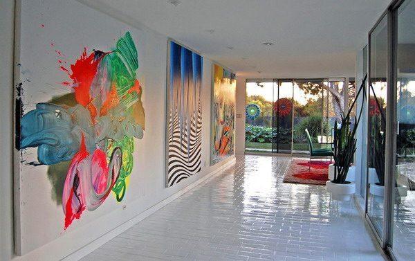 Abstract Art Wall Murals – Wall Murals You'll Love Within Abstract Art Wall Murals (View 3 of 20)