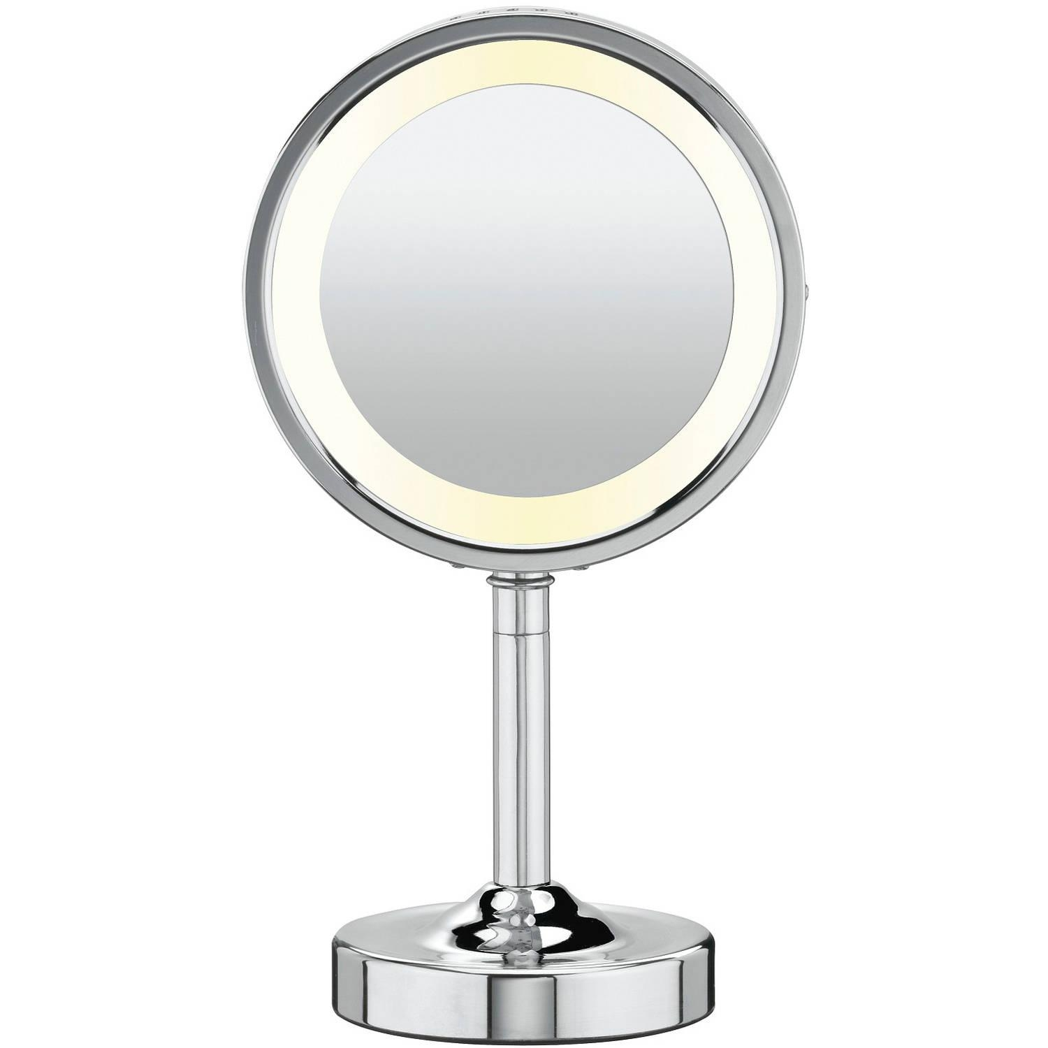 Accessories: Beautiful Conair Makeup Mirror For Your Perfect Inside Magnified Vanity Mirrors (Image 1 of 20)
