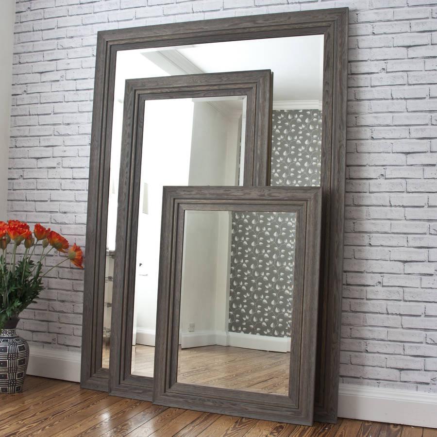 Adessi Wooden Mirrordecorative Mirrors Online Pertaining To Decorative Wooden Mirrors (Image 1 of 20)