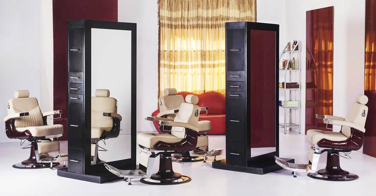 Hair Styling Stations For Sale: 20 Photos Hairdressing Mirrors For Sale