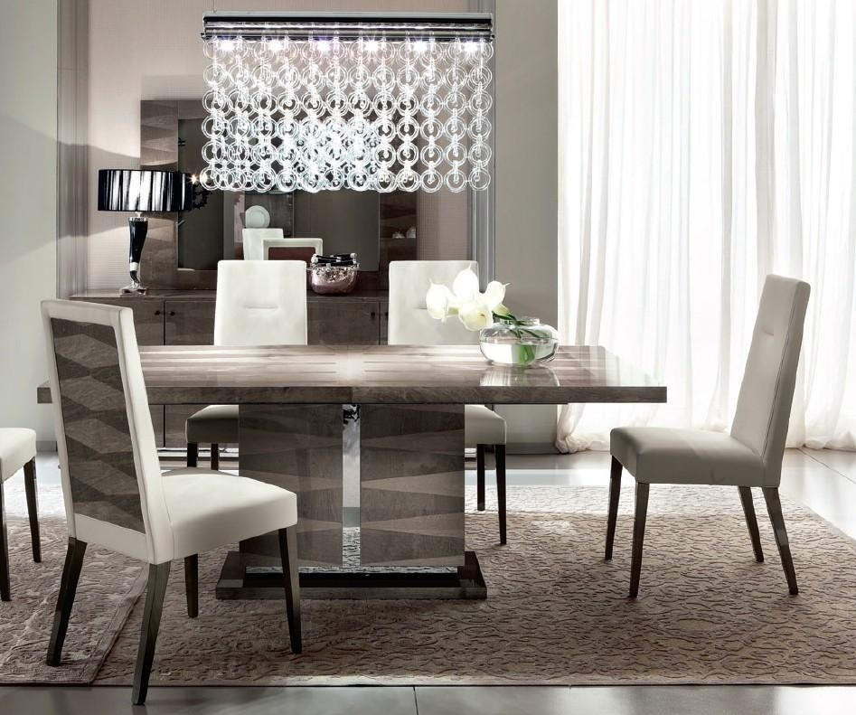 Alf Contemporary Dining Set Monaco Throughout Current Monaco Dining Sets (Image 4 of 20)