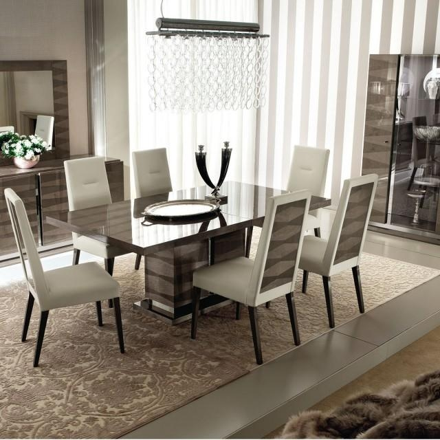 Alf Monaco Dining Table And 6 Chairs – Dining Sets – Cookes Furniture With Regard To Most Recently Released Monaco Dining Sets (Image 7 of 20)