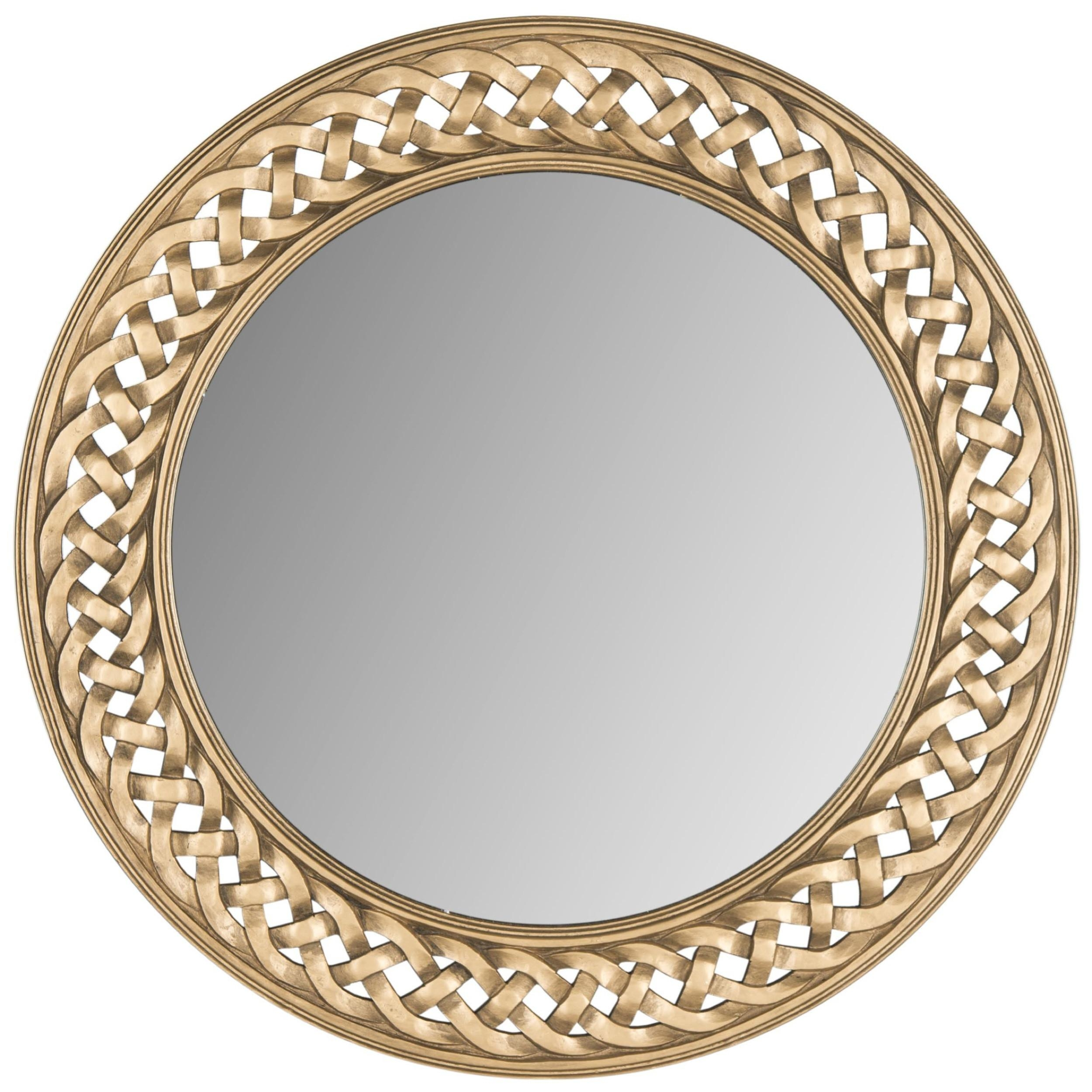 All Mirrors Wayfair Wood 2 Piece Mirror Panel Set ~ Loversiq In Decorative Hand Mirrors (Photo 13 of 20)