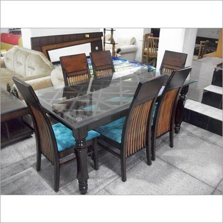 Alluring India Dining Table Modern Dining Table Designs India For Best And Newest Indian Dining Tables (Image 1 of 20)