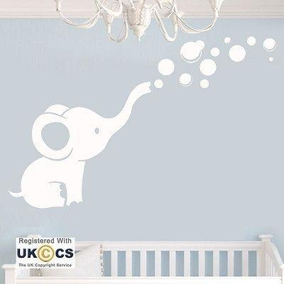 Amazing 10+ Elephant Nursery Wall Art Design Ideas Of Best 25+ With Regard To Elephant Wall Art For Nursery (Image 2 of 20)