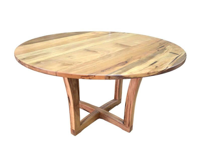 Amazing Of Round Timber Dining Table Timber Dining Table Perth El Regarding 2018 Round Dining Tables (Image 2 of 20)