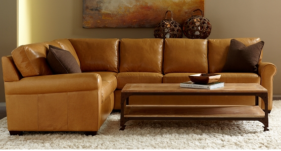 American Leather Savoy Sofa | Ambiente Modern Furniture Within Savoy Sofas (Image 7 of 20)