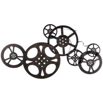Antique Bronze Metal Movie Reel Wall Decor | Hobby Lobby | 314377 With Movie Reel Wall Art (Image 3 of 20)