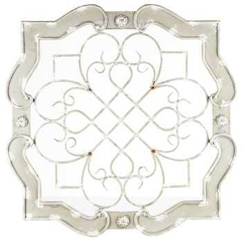 Antique Cream Wood & Metal Wall Decor | Hobby Lobby | 995258 Intended For Wood And Iron Wall Art (Image 1 of 20)