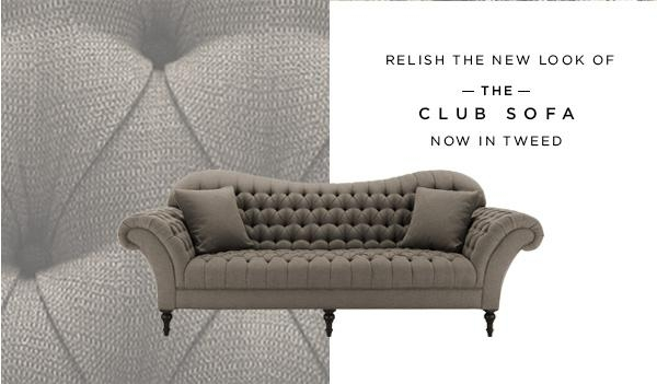 Arhaus: Four Very Different Tufted Masterpieces | Milled Within Arhaus Club Sofas (Image 11 of 20)