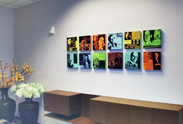 Art Commission L Custom Art L Corporate Art L Office Art Regarding Corporate Wall Art (View 18 of 20)