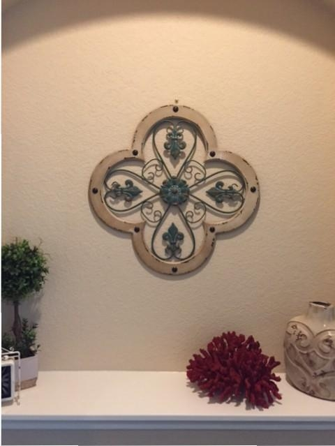 Art & Wall Art – Atlas Home Designs With Metal Medallion Wall Art (Image 5 of 20)