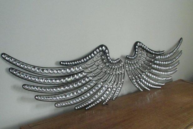 Articles With Angel Wing Wall Decor Hobby Lobby Tag: Angel Wing Regarding Angel Wing Wall Art (View 15 of 20)