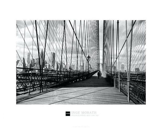 Articles With Brooklyn Bridge Art Print Tag: Brooklyn Bridge Wall Art (View 6 of 20)