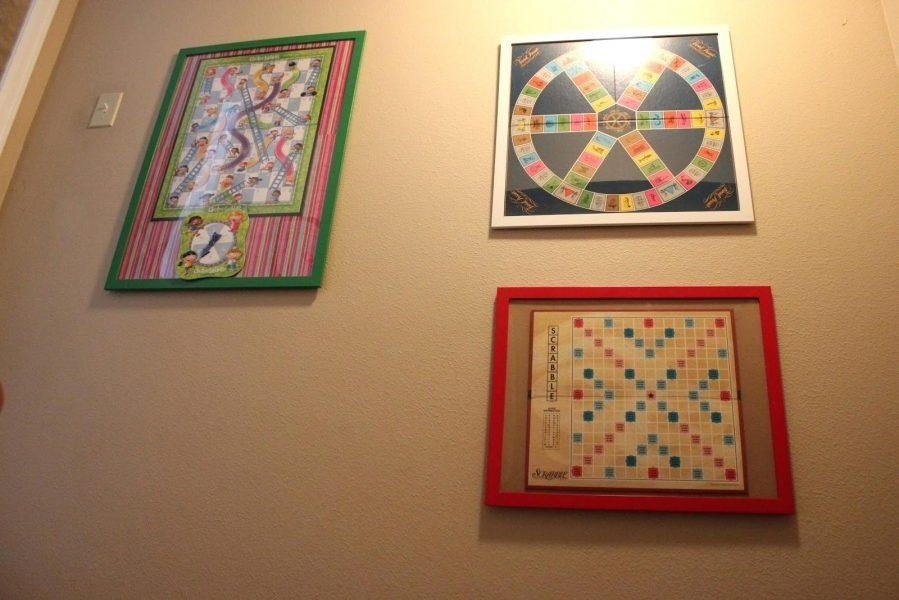 Articles With Diy Board Game Wall Art Tag: Board Game Wall Art (View 14 of 20)