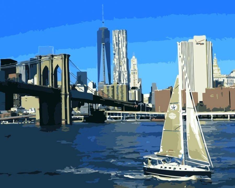 Articles With Ikea Brooklyn Bridge Wall Art Tag: Brooklyn Bridge Intended For Ikea Brooklyn Bridge Wall Art (View 16 of 20)