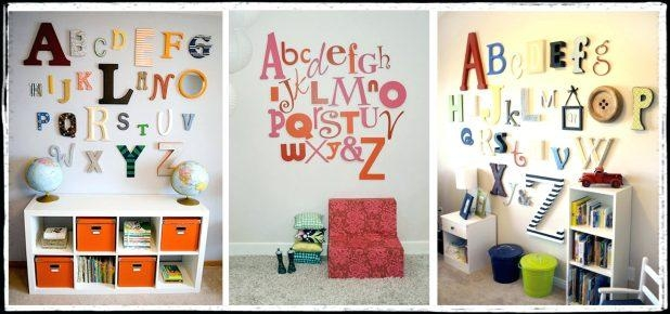 Articles With Wall Art Letter Stencils Uk Tag: Letter Wall Art Inside Wall Art Letters Uk (View 7 of 20)