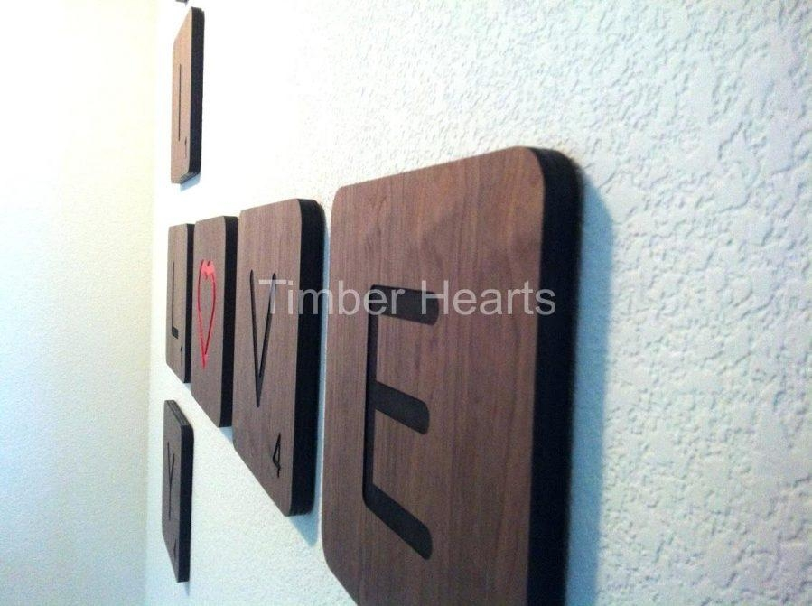 Articles With Wooden Wall Art Letters Uk Tag: Wall Art Letters (View 13 of 20)