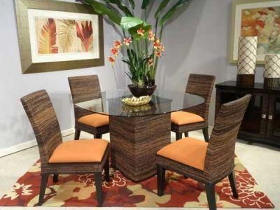 Asian Dining Room Sets: Shop Furniture Inspired From Asia In Maui Regarding Newest Bali Dining Sets (Image 2 of 20)