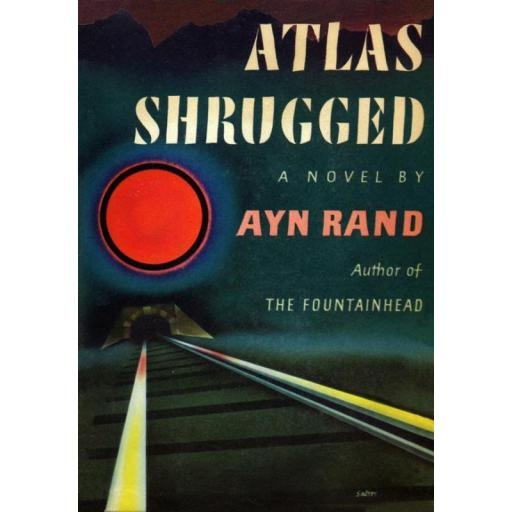 Atlas Shrugged | Artgrok In Atlas Shrugged Cover Art (Image 5 of 20)