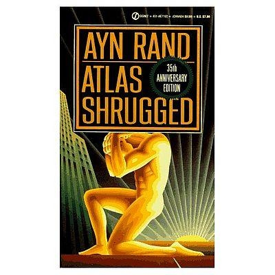 Atlas Shrugged' Essay Contest: Which Question Would You Pick Within Atlas Shrugged Cover Art (Image 8 of 20)