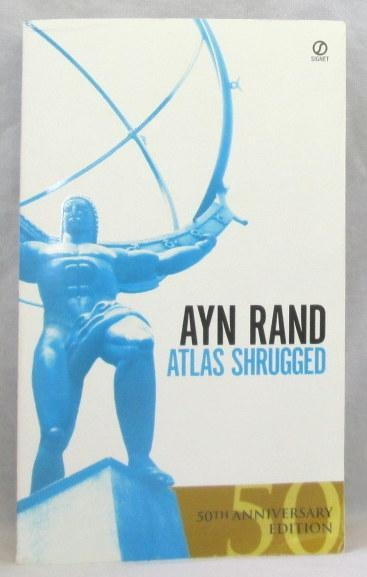 Atlas Shruggedayn Rand – Abebooks In Atlas Shrugged Cover Art (Image 9 of 20)