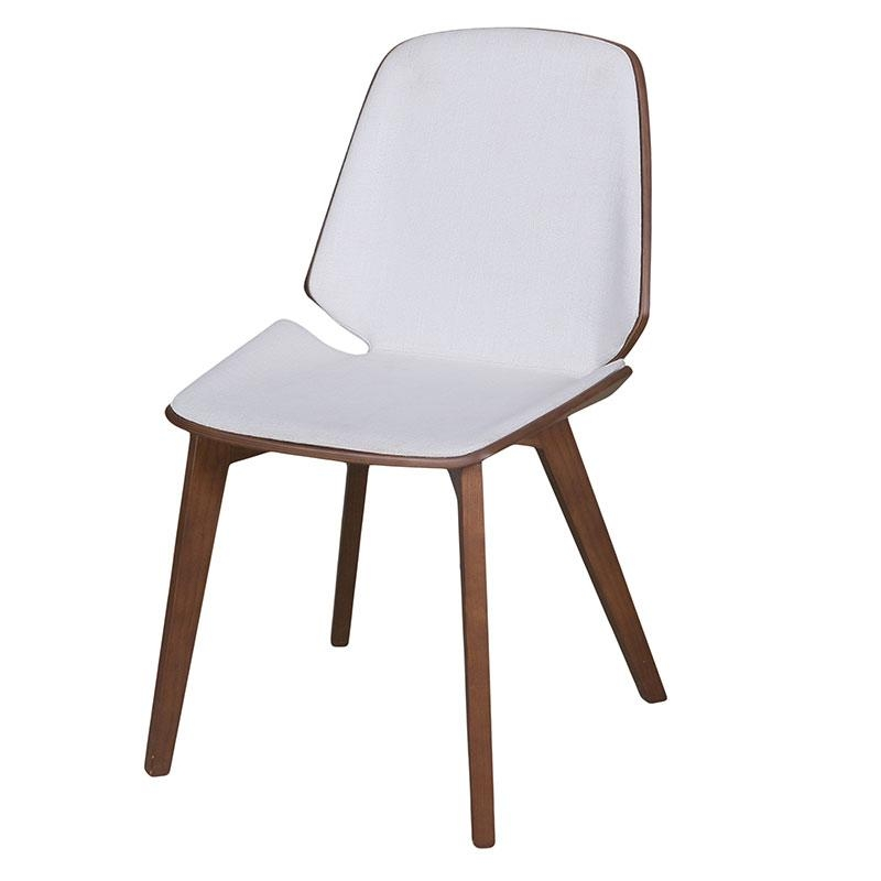 Austin Dining Chair White – (Set Of 2) Inside Most Up To Date White Dining Chairs (Image 1 of 20)