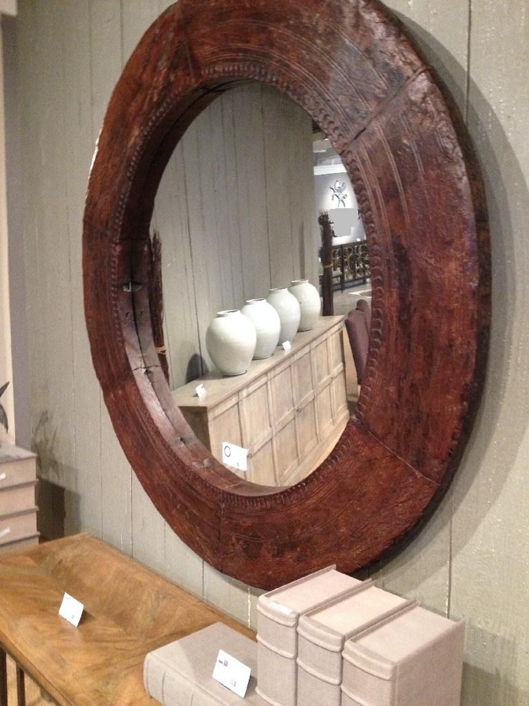 20 Ideas Of Decorative Wooden Mirrors Mirror Ideas