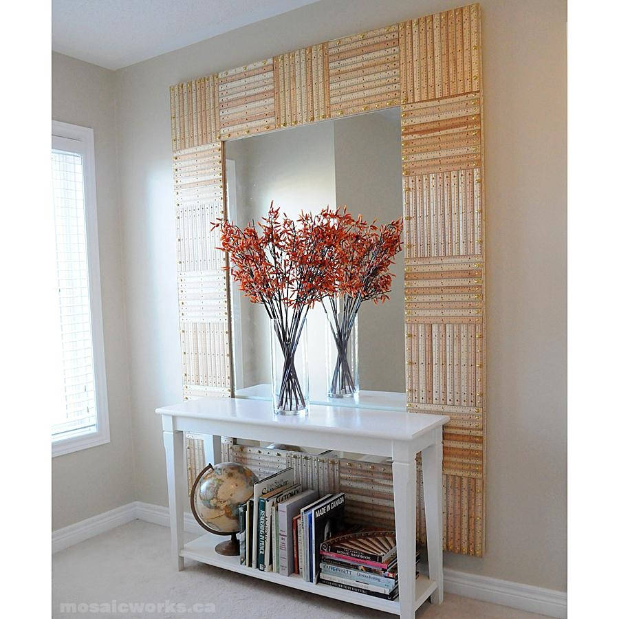 Awesome Decorative Wooden Mirrors Best Home Design Cool On Throughout Decorative Wooden Mirrors (View 8 of 20)