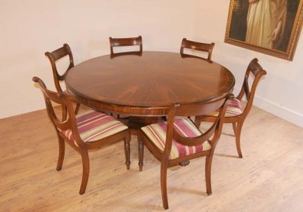 Awesome Round Table And Chair Set Caferestaurant Table Chair Set For Most Recent Mahogany Dining Tables And 4 Chairs (View 9 of 20)
