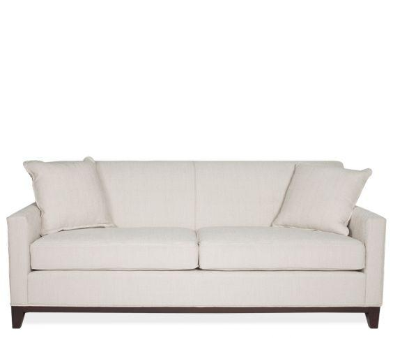Bailey 2 Cushion Sofa In Boston Interiors Sofas (Image 5 of 20)