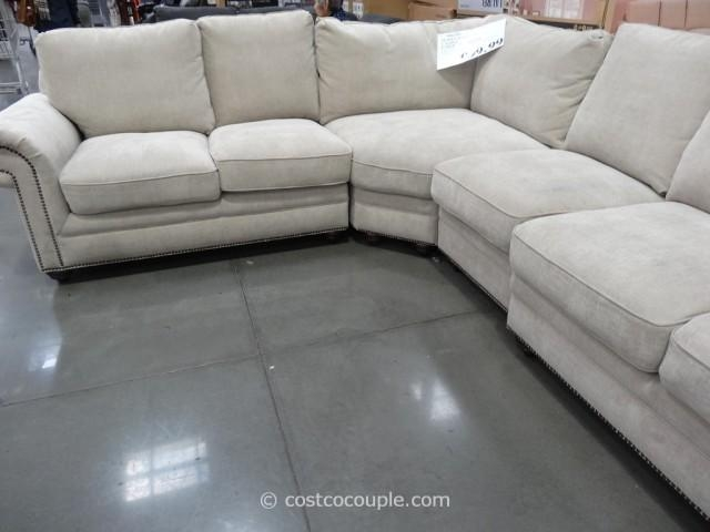 Bainbridge Piece Fabric Gallery Of Art Costco Sectional Sofa Within Costco Sectional Sofas (Image 5 of 20)