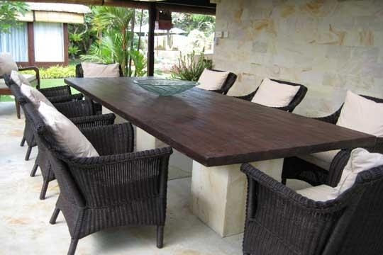 Balinese Dining Table – Sl Interior Design Throughout Most Recent Balinese Dining Tables (Image 5 of 20)