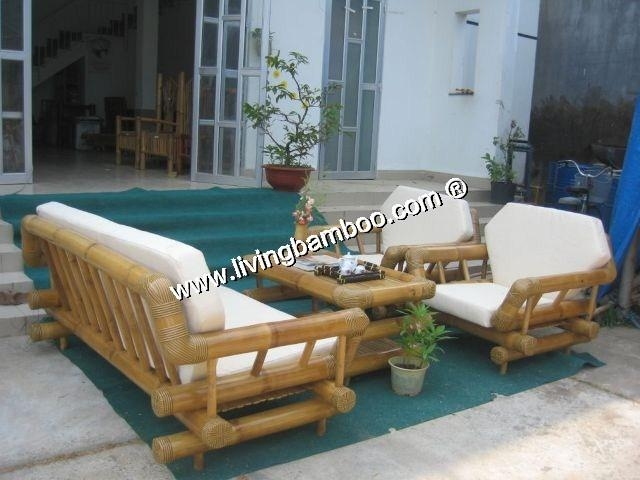 Featured Image of Bamboo Sofas