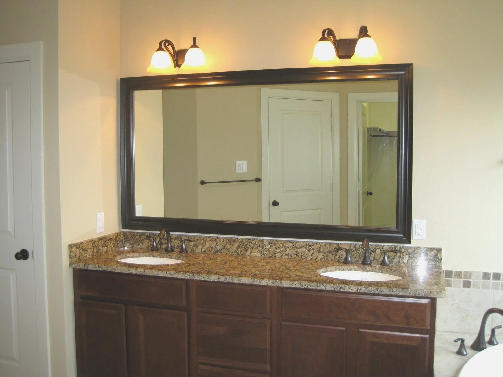 Bathroom : Amazing Bathroom Lighting And Mirrors Design Ideas In Bathroom Lights And Mirrors (Image 1 of 20)