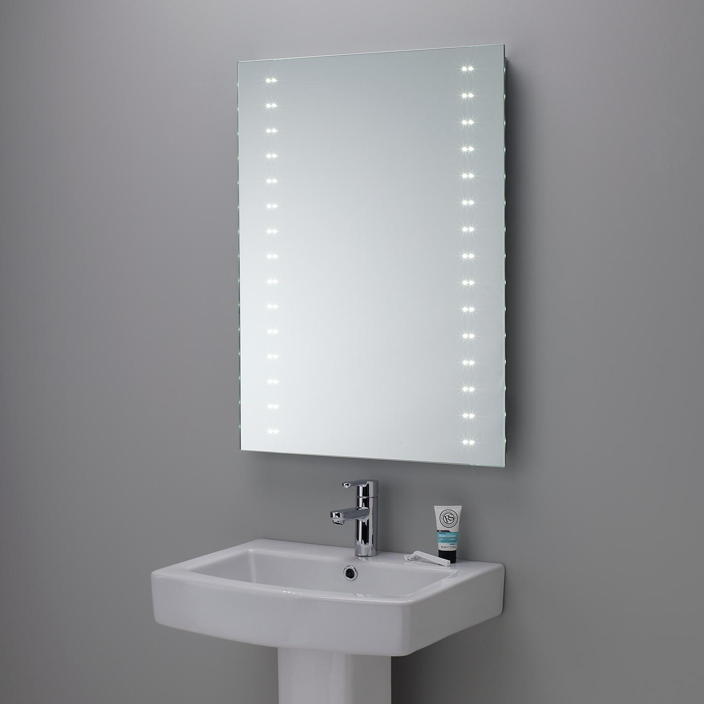 Bathroom : Amazing Elegant Some Details About Bathroom Mirrors Throughout Bathroom Mirrors With Led Lights (Image 1 of 20)