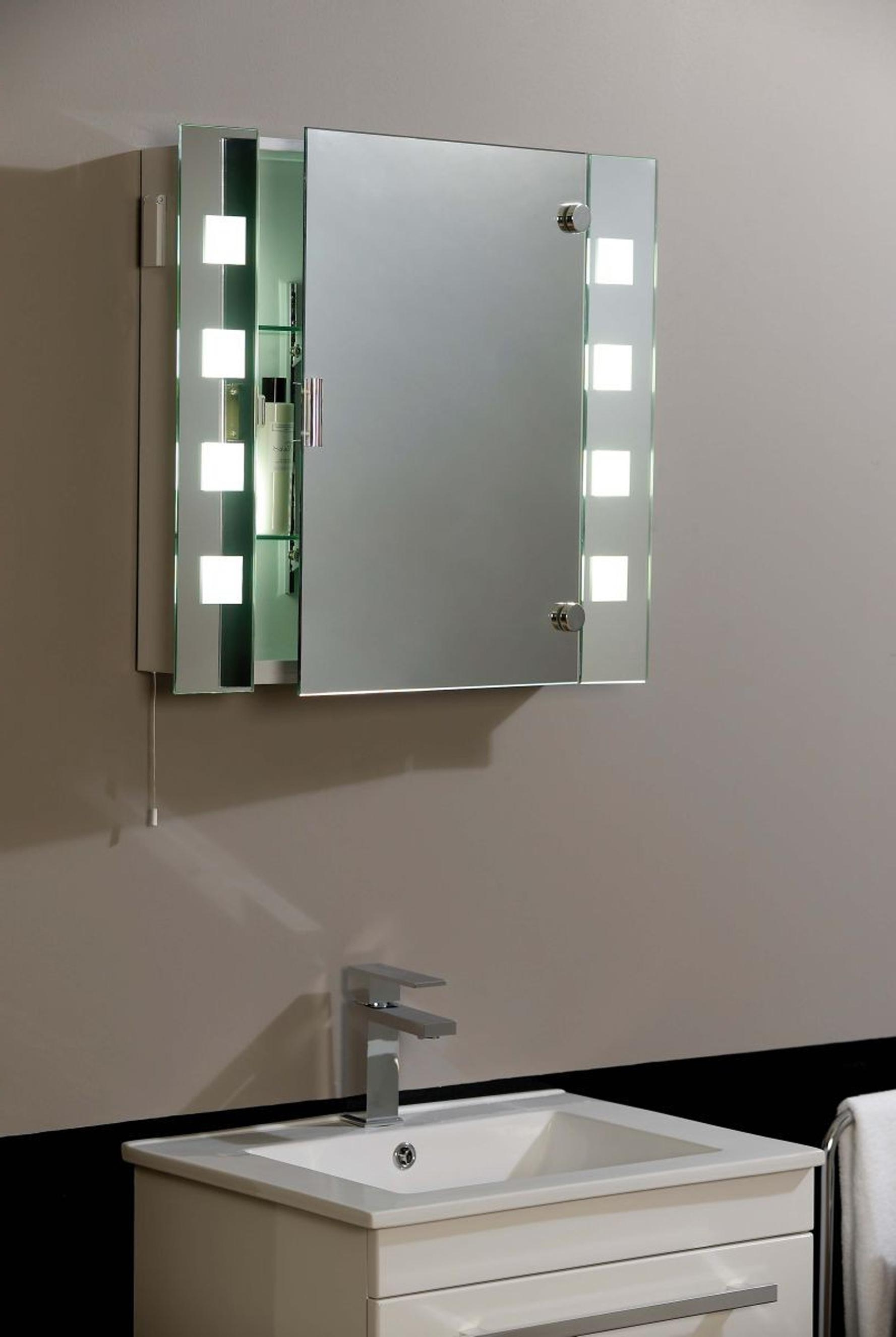bathroom mirror backlit 20 bathroom lighted vanity mirrors mirror ideas 11003