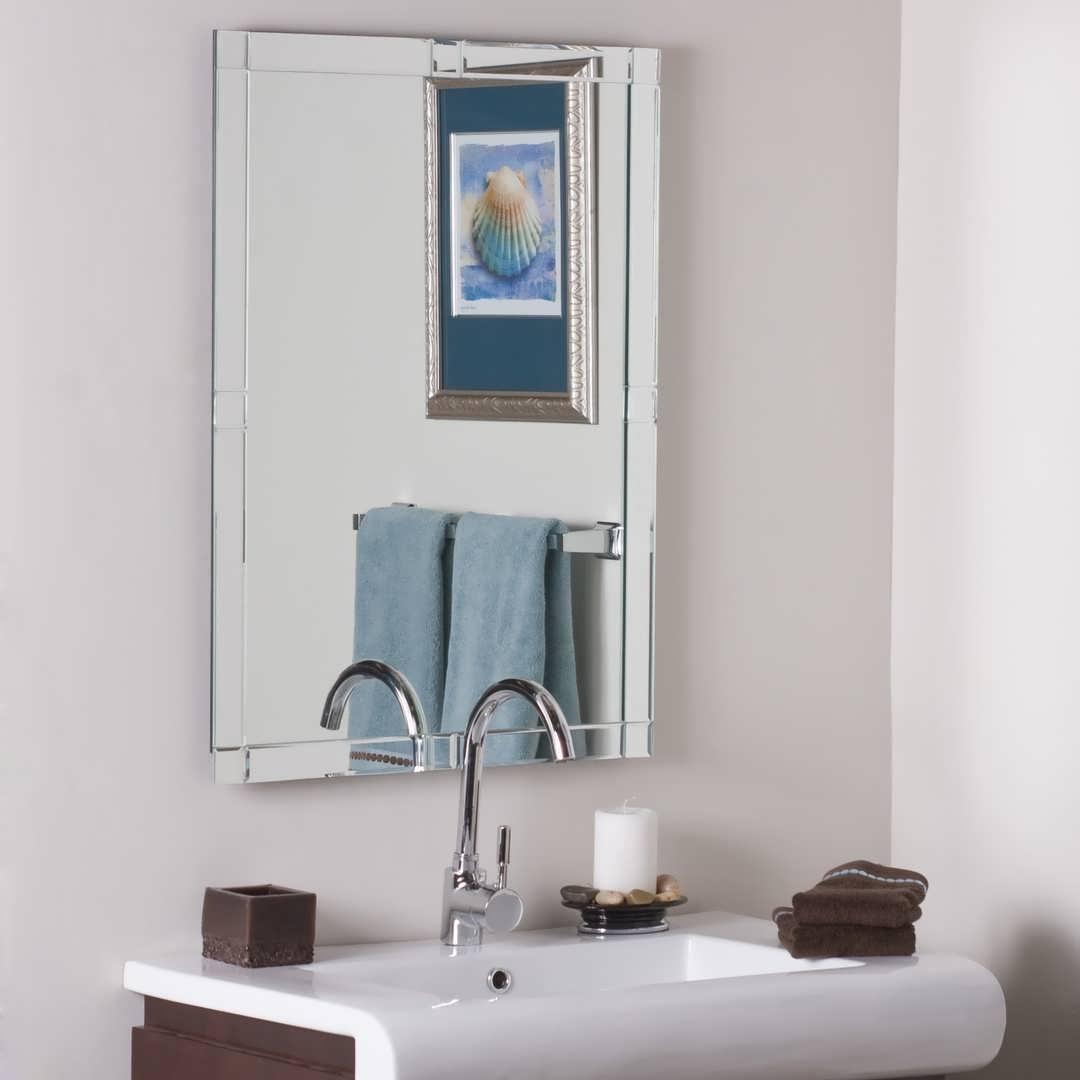 Bathroom Cabinets : Adjustable Bathroom Mirror Light Bathroom Regarding Adjustable Bathroom Mirrors (Image 4 of 20)