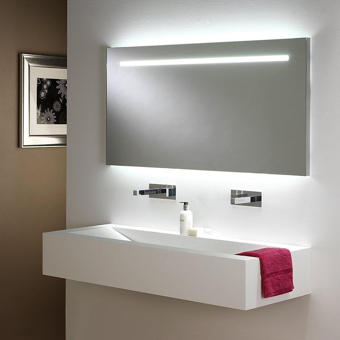 Bathroom Cabinets : Bathroom Mirror Lights Your Style With For Mirrors With Lights For Bathroom (View 11 of 20)