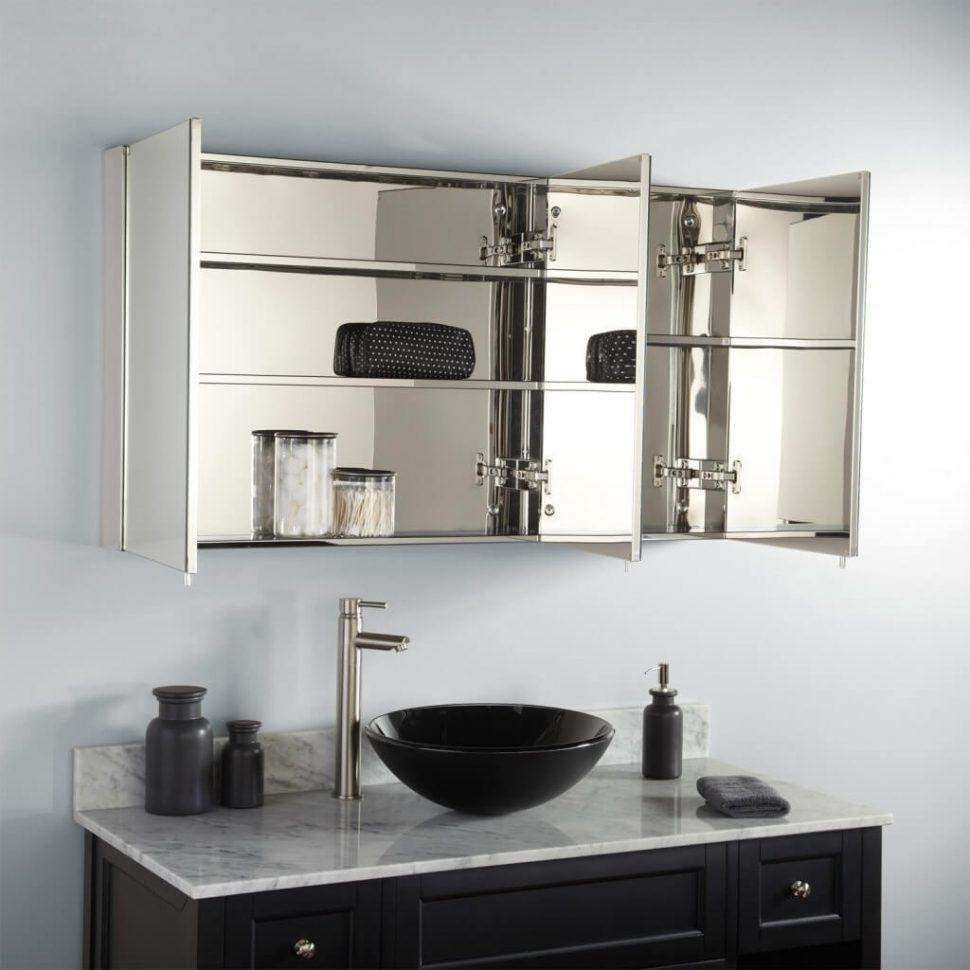Bathroom Cabinets : Corner Mirrors For Bathrooms Industrial In Corner Mirrors (Image 5 of 20)