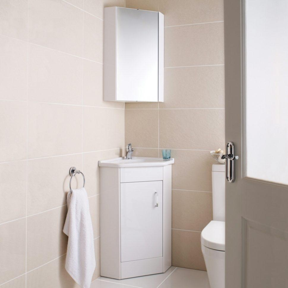 Bathroom Cabinets : Corner Mirrors For Bathrooms Luxury Bathroom Intended For Corner Mirrors (Image 6 of 20)