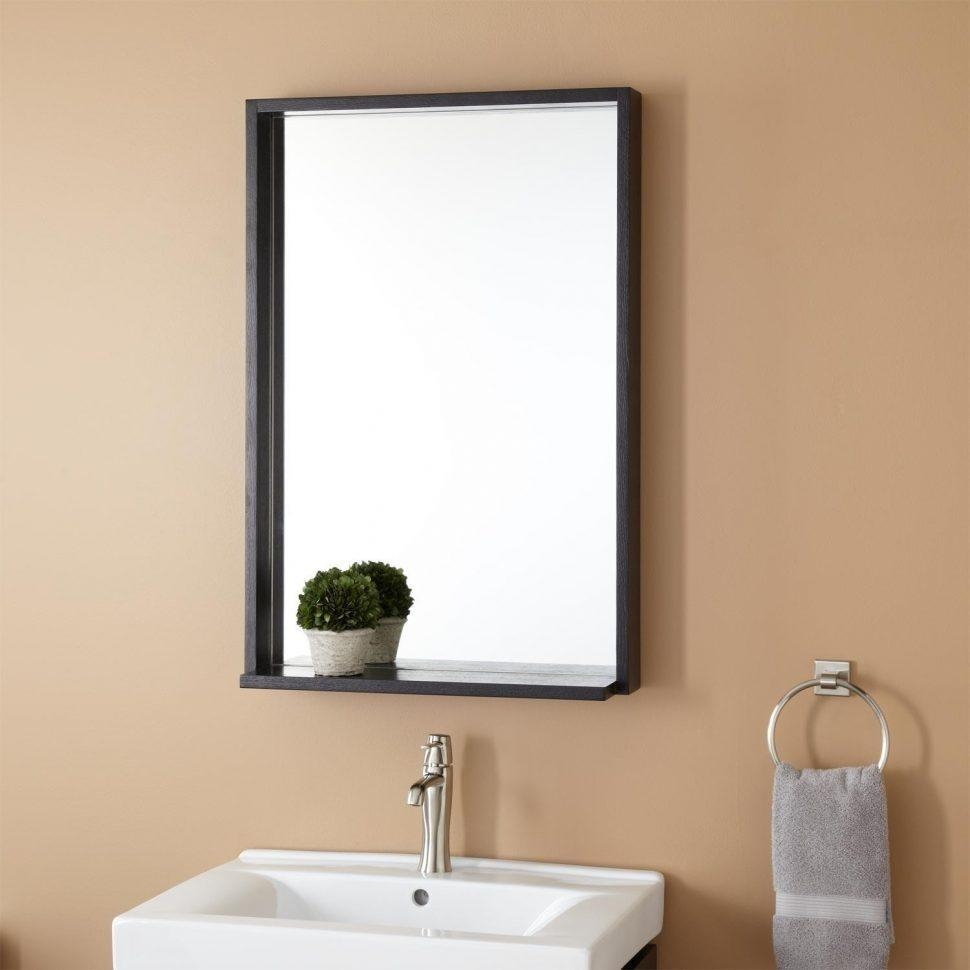 20 best ideas modern framed mirrors mirror ideas - Modern vanity mirrors for bathroom ...