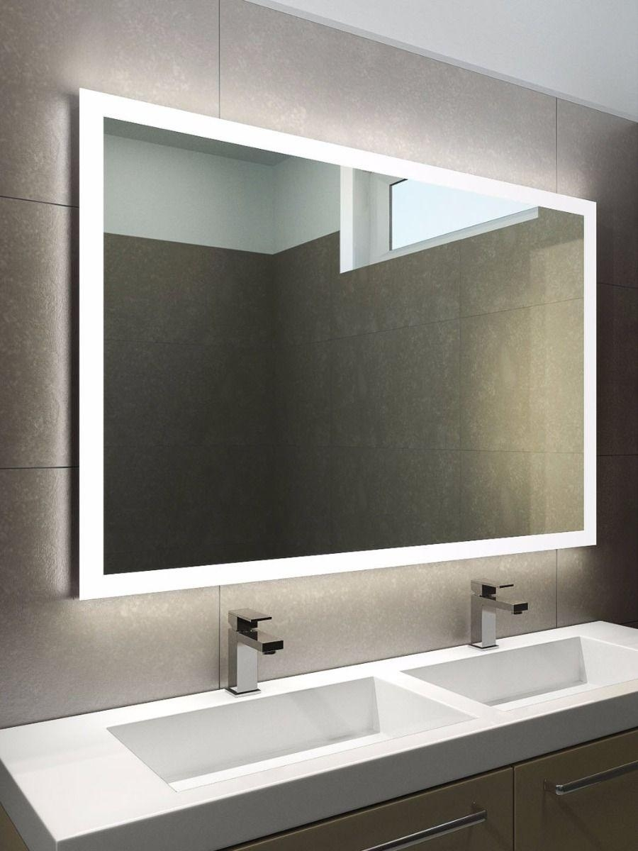 Featured Image of Led Lit Bathroom Mirrors