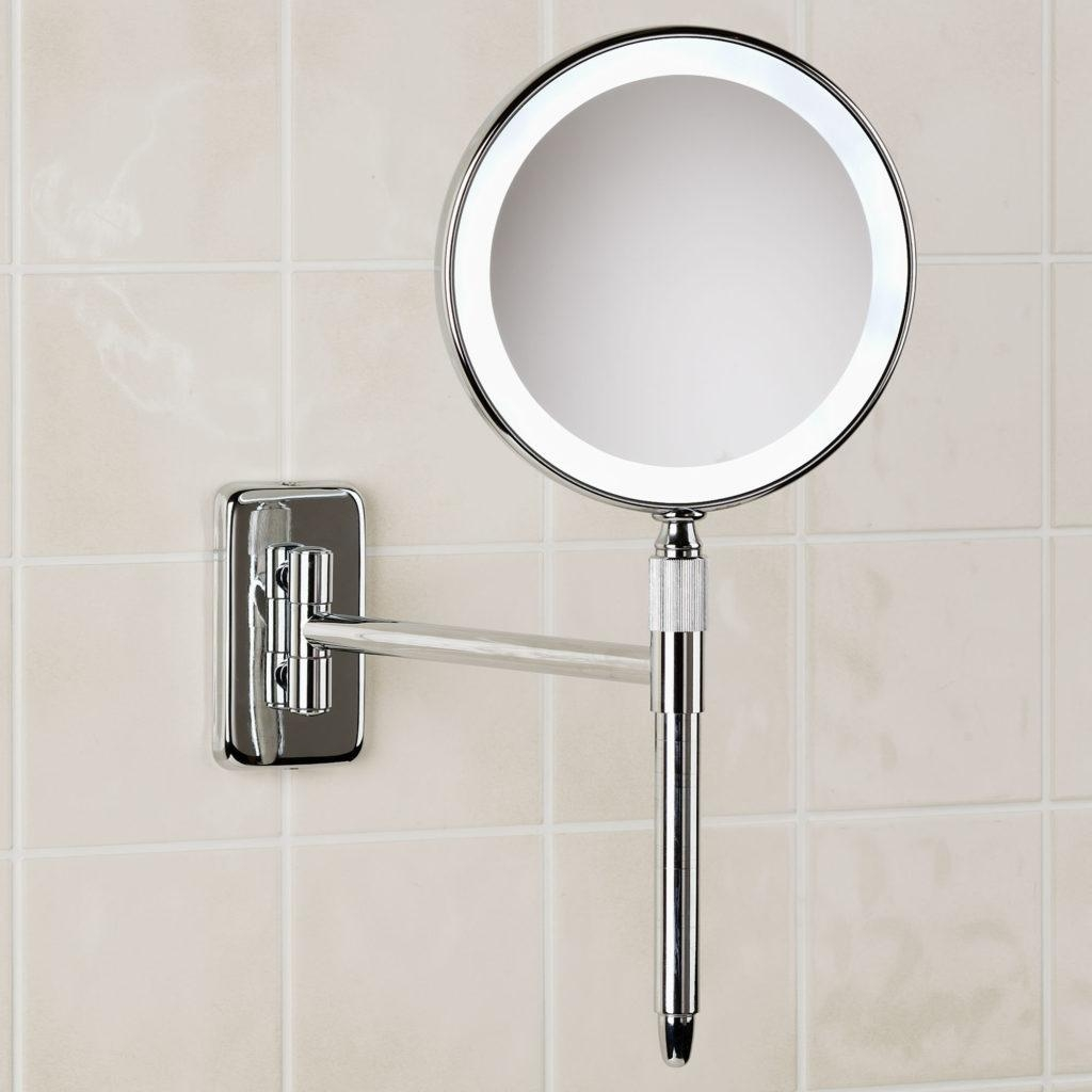 bathroom cabinets inspirational bathroom mirrors magnifying wall throughout adjustable bathroom mirrors 23741