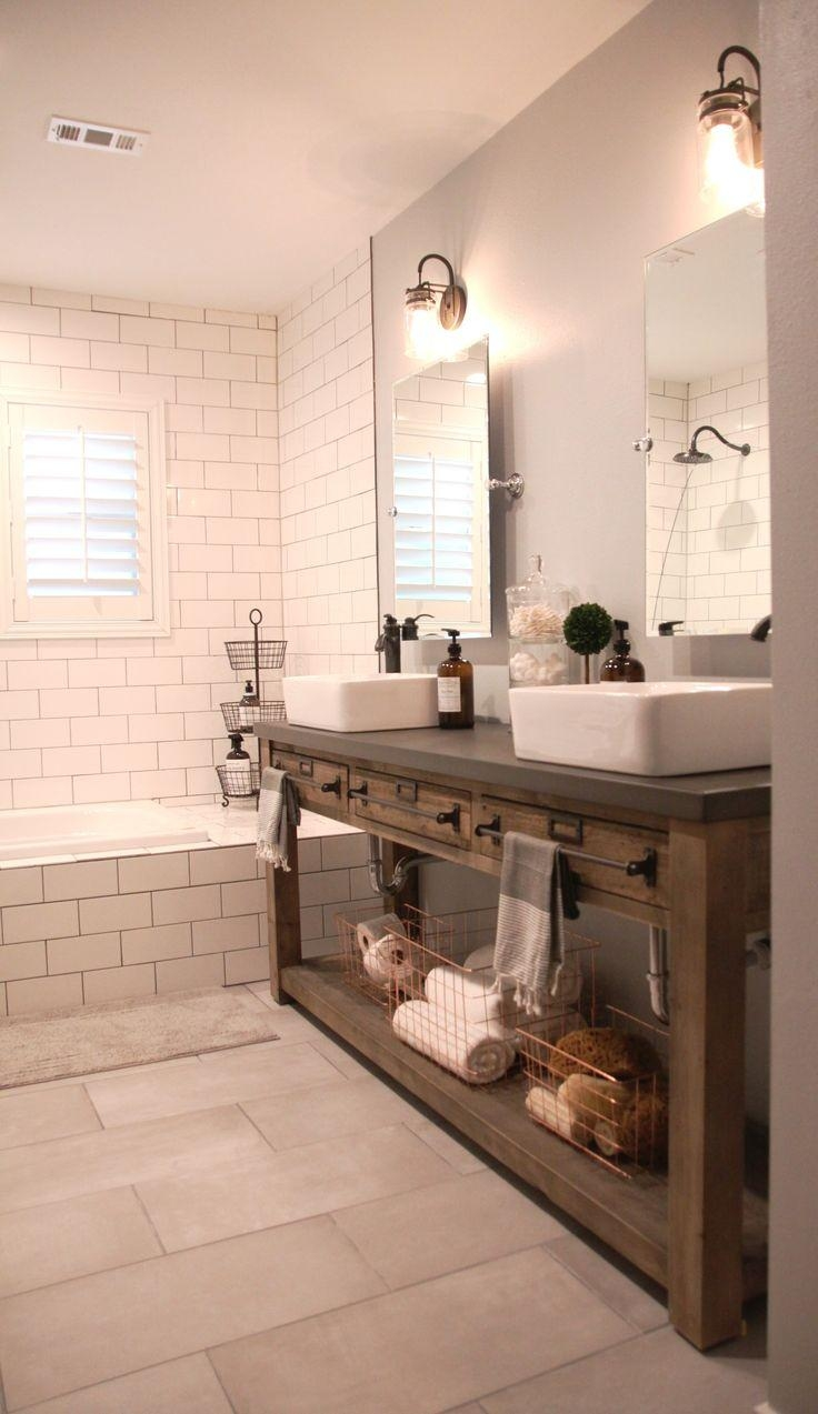 Charmant Bathroom Cabinets : Pivot Mirror Bathroom Restoration Hardware Within Pivot  Mirrors For Bathroom (Image 4