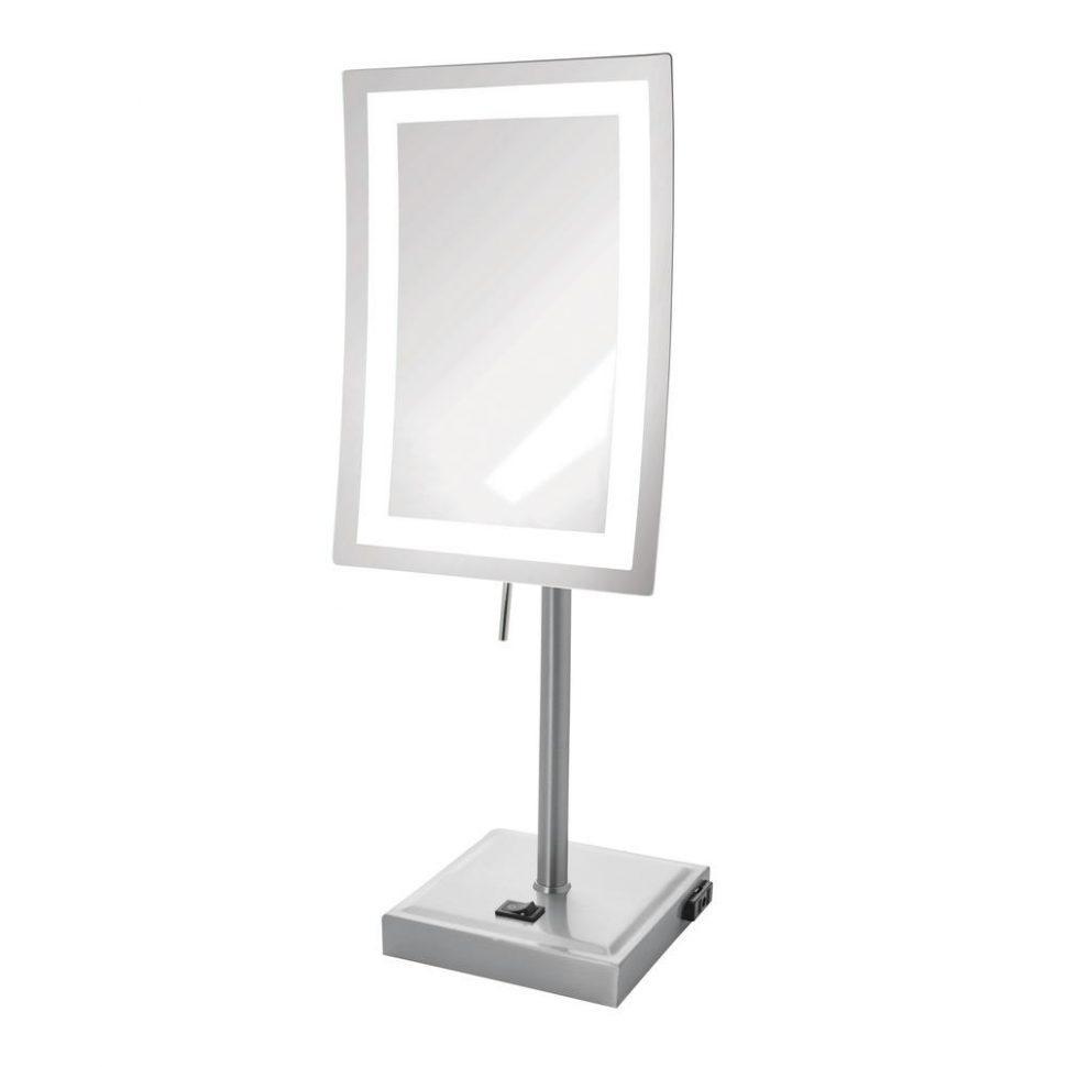Bathroom Cabinets : Useful Bathroom Free Standing Mirrors With Throughout Free Standing Bathroom Mirrors (Image 9 of 20)