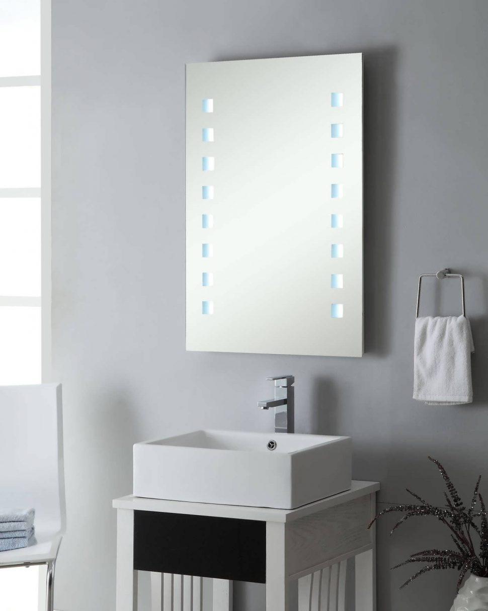 Bathroom : Decorative Bathroom Wall Mirrors Modern Bathroom Vanity Pertaining To Modern Framed Mirrors (View 13 of 20)